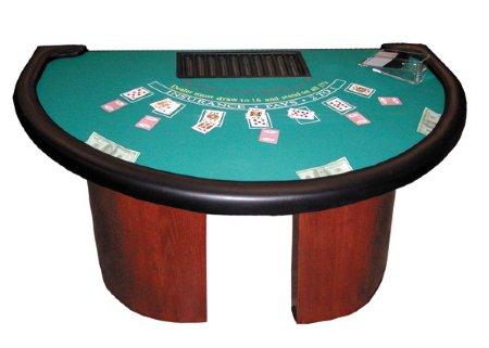 Blackjack table rentals nyc