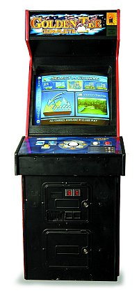 Golden Tee Golf Arcade Game Rentals Nyc New York Nj