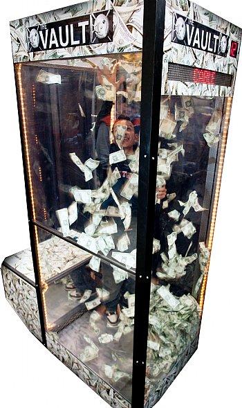 Money Machine Amp Cash Cube Rental Nyc Nj Philadelphia